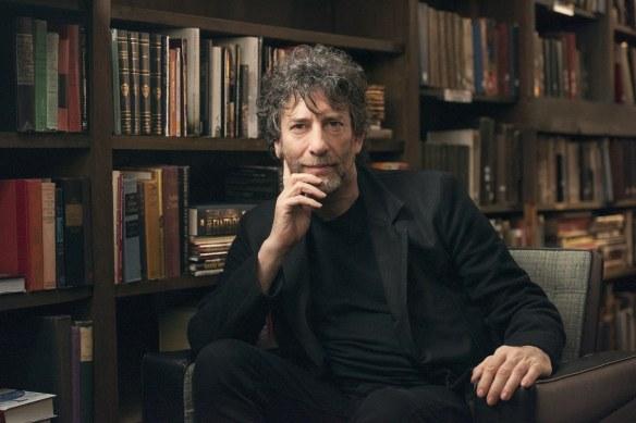 Neil Gaiman Author