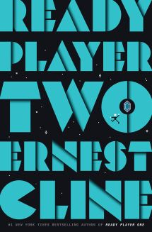 Ready Player Two Book COver