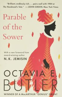 The Parable of the Sower book cover