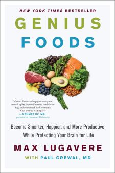 Genius Foods book cover