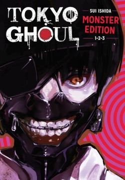 Tokyo Ghoul Monster Edition Volume 1 Cover