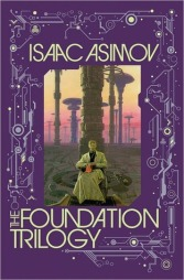 The Foundation Trilogy Book Cover