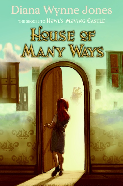 House of Many Ways Book Cover