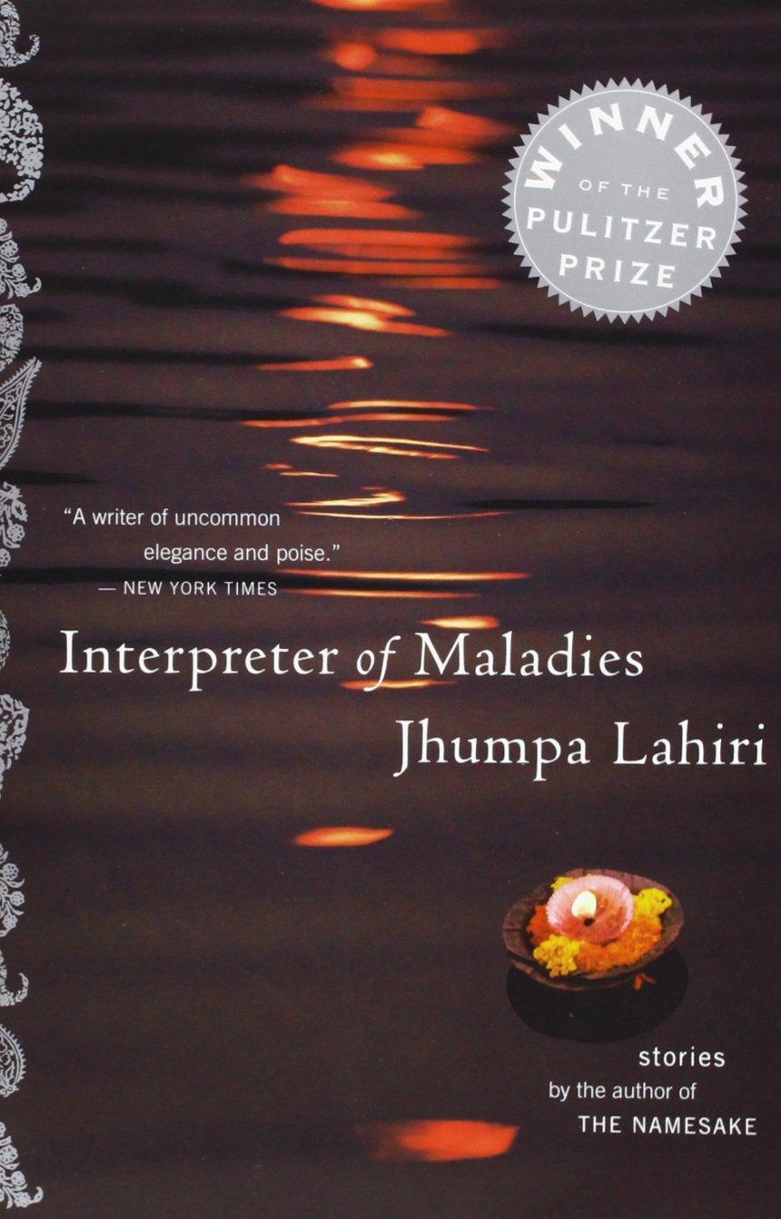Interpreter of Maladies book cover