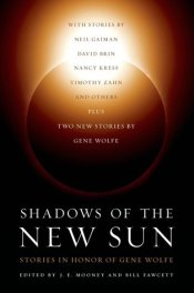 Shadows of the New Sun book cover