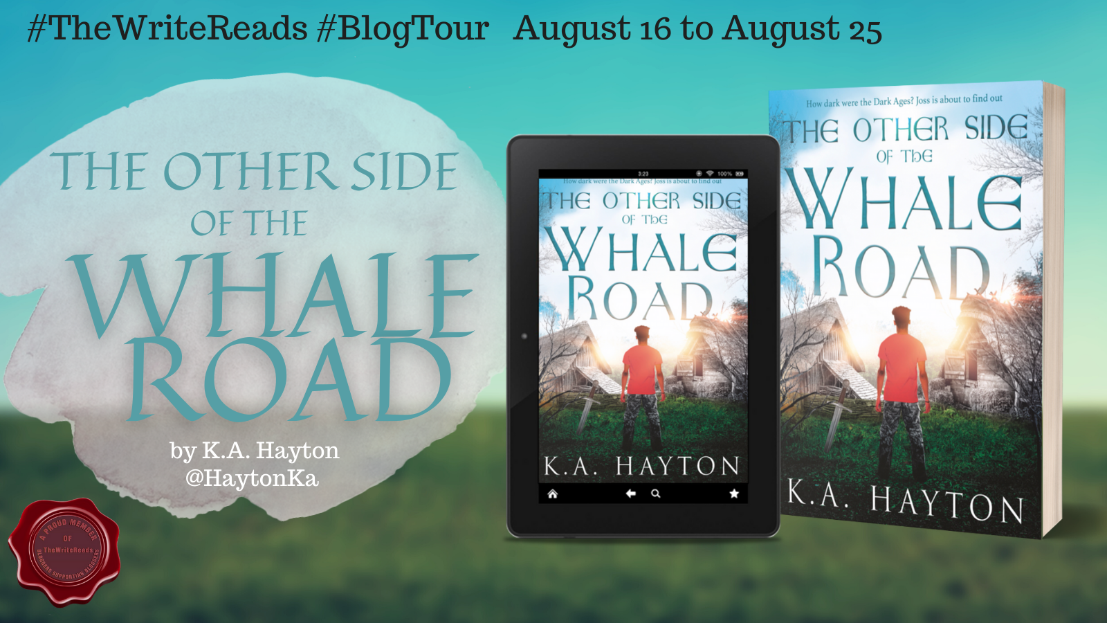 The Other Side of the Whale Road Promotion Banner